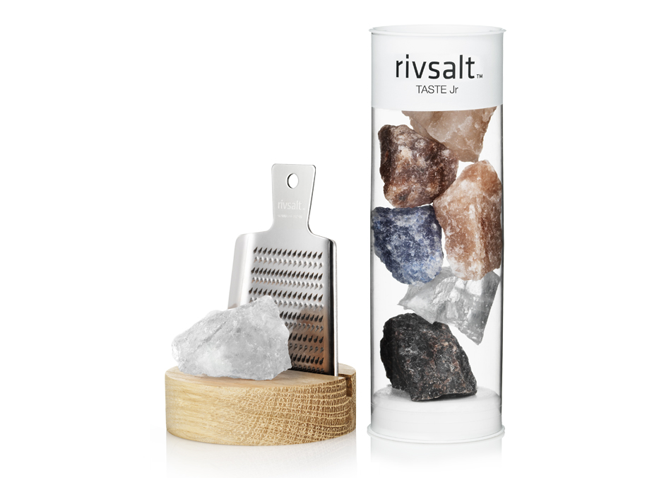 A products image of Rivsalt Taste Jr a marketing case by Adentity
